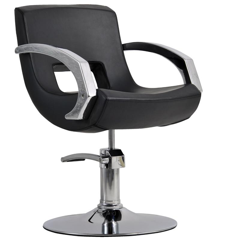 Roma szék fekete